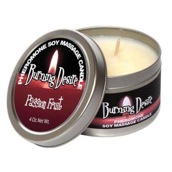 Other - Pheromone Soy Massage Candle NEW